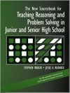 The New Sourcebook For Teaching Reasoning And Problem Solving In Junior And Senior High School - Stephen Krulik, Jesse A. Rudnick
