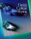 Gregg College Typing Series Six - Scot Ober, Alan C. Lloyd, Fred E. Winger