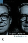 Essays on Otherness (Warwick Studies in European Philosophy) - Jean Laplanche, John Fletcher