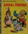 Animal Friends - Jane Werner Watson, Garth Williams
