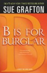 B is for Burglar (Kinsey Millhone Mystery) - Sue Grafton