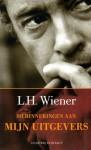 Herinneringen aan mijn uitgevers - L.H. Wiener
