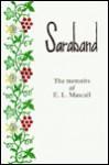 Saraband: The Memoirs of E. L. Mascall - Eric Lionel Mascall