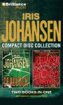 Iris Johansen CD Collection 2: Deadlock, Blood Game - Iris Johansen, Jennifer VanDyck