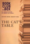 Bookclub-in-a-Box Discusses The Cat's Table, by Michael Ondaatje - Marilyn Herbert, Jo-Ann Zoon