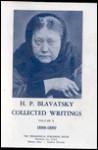 H.P.B. Collected Writings, 1888-1889 - Boris De Zirkoff, Helena Petrovna Blavatsky