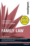 Law Express: Family Law (Revision Guide) - Jonathan Herring