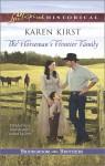 The Horseman's Frontier Family - Karen Kirst