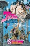 JoJo's Bizarre Adventure, Vol. 8 - Hirohiko Araki, 荒木 飛呂彦