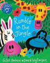 Rumble In The Jungle (Book & Cd) - Giles Andreae, David Wojtowycz