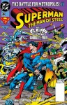 Superman: The Man of Steel (1991-2003) #34 - Louise Simonson, Jon Bogdanove