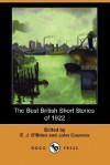 The Best British Short Stories of 1922 - Edward O'Brien, John Cournos
