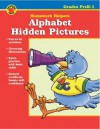 Alphabet Hidden Pictures Homework Helper, Grades Prek-1 - Vincent Douglas