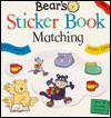 Bear's Sticker Book: Matching - Sally Hewitt, Andy Cooke