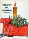 Creative Ink Drawing - Paul Hogarth