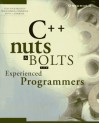 C++ Nuts & Bolts: For Experienced Programmers - Herbert Schildt