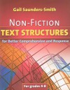 Non Fiction Text Structures For Better Comprehension And Response - Gail Saunders-Smith