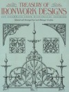 Treasury of Ironwork Designs: 469 Examples from Historical Sources (Dover Pictorial Archive) - Carol Belanger Grafton