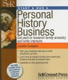 Start & Run a Personal History Business: Get Paid to Research Family Ancestry and Write Memoirs (Start and Run A) - Jennifer Campbell