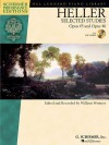 Heller - Selected Piano Studies, Opus 45 and 46: Schirmer Performance Editions Series (Hal Leonard Student Piano Library) - William Westney, Stephen Heller
