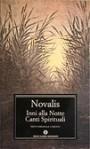 Inni alla notte - Canti spirituali - Novalis, Roberto Fertonani, Virginia Cisotti