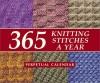 365 Knitting Stitches a Year - Martingale & Company