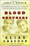 Blood Brothers: The Dramatic Story of a Palestinian Christian Working for Peace in Israel - Elias Chacour, David Hazard