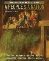 A People and a Nation, Volume I: To 1877 - Mary Beth Norton, Carol Sheriff, David W Blight, Howard Chudacoff, Fredrik Logevall