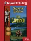 The Champion - Suzanne Barclay