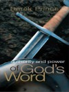 Authority and Power of God's Word (Laying The Foundation) - Derek Prince