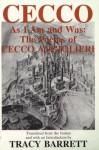 Cecco, as I Am and Was: The Poems of Cecco Angiolieri - Cecco Angiolieri, Tracy Barrett