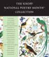 The Knopf National Poetry Month(TM) Collection - Various, Sarah Arvio, Anne Carson, Jack Gilbert