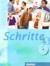 Schritte 5: Deutsch als Fremdsprache / Kursbuch + Arbeitsbuch mit Audio-CD zum Arbeitsbuch - Silke Hilpert, Marion Kerner, Jutta Orth-Chambah, Anja Schümann, Franz Specht, Barbara Gottstein-Schramm, Isabel Krämer-Kienle, Monika Reimann