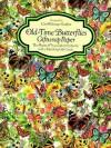 Old-Time Butterflies Giftwrap Paper - Carol Belanger-Grafton