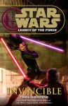 Invincible (Star Wars Legacy of the Force, #9) - Troy Denning