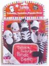 Twinkle Twinkle Panda Bear: A Hand-Puppet Board Book: A Hand Puppet Board Book - Jill Ackerman