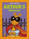 Arthur's Halloween: Book & CD - Marc Brown