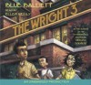 The Wright Three (Audio) - Blue Balliett, Ellen Reilly