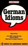 German Idioms - Henry Strutz