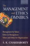 Management and Ethics Omnibus - S.K. Chakraborty