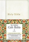 Catholic Gift Bible-NRSV - Anonymous, Harper Bibles