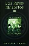 Los venenos de la corona - Maurice Druon, Ma. Orozco Bravo