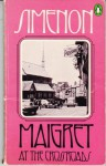 Maigret at the Crossroads - Georges Simenon, Robert Baldick