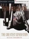 The Greatest Generation (Audio) - Tom Brokaw