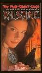 The Betrayal - R.L. Stine
