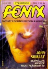 Fenix 1993 8 (24) - Jerzy Nowosad, William Gibson, Janusz Bogucki, John Shirley, Redakcja magazynu Fenix, Sławomir Walenczykowski