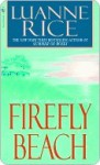 Firefly Beach (Hubbard's Point / Black Hall series) - Luanne Rice