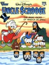 Walt Disney's Uncle Scrooge: The Many Faces of Magica De Spell (Gladstone Giant Comic Album Series, No. 6) (Comic Album 6) - Carl Barks