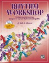Rhythm Workshop: 575 Reproducible Exercises Designed to Improve Rhythmic Reading Skills, Comb Bound Book & CD - Alfred Publishing Company Inc., Sally K. Albrecht