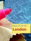 Map of London, United Kingdom (Maps of United Kingdom) - Jack Black